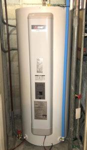 施工後 電気温水器 三菱電機 SRG-375G